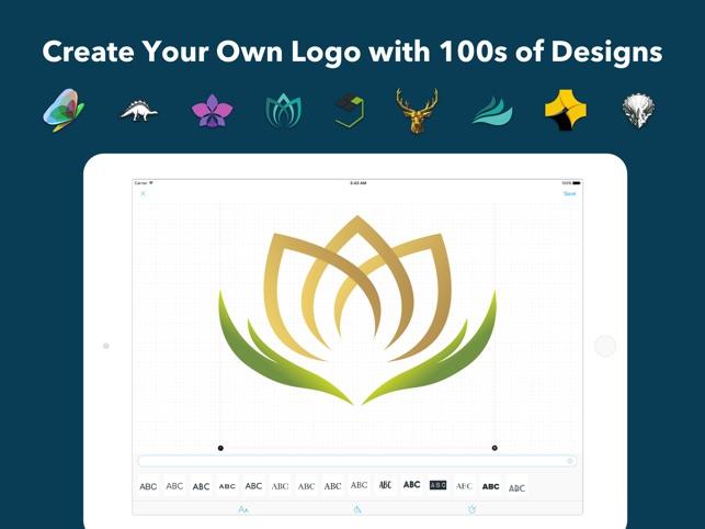 Logo Maker Designer Watermark For Business Card En App Store