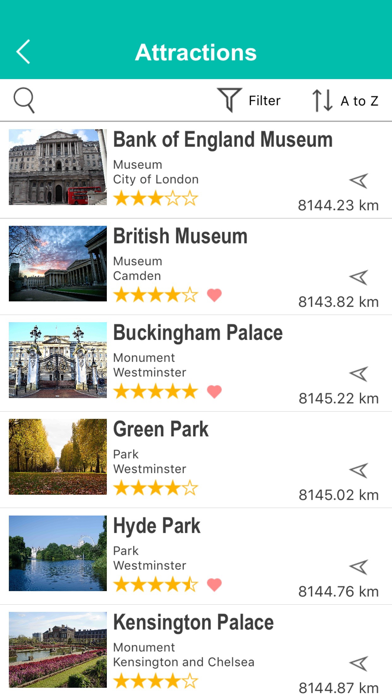 London City Secrets - The Insider Travel Guide. screenshot two