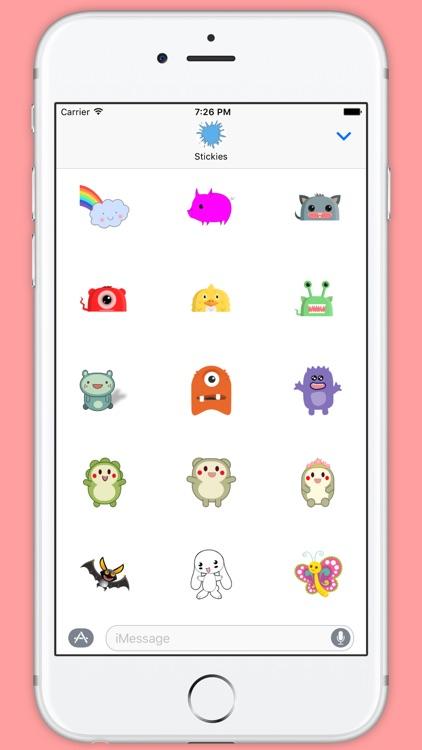 Cuties - Cutest Stickers