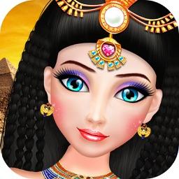 Egypt Princess MakeUp & Salon - Egyptian Doll Game