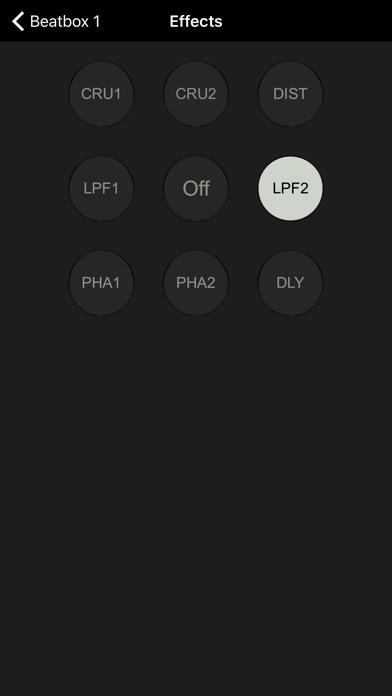 Beatbox Looper screenshot two