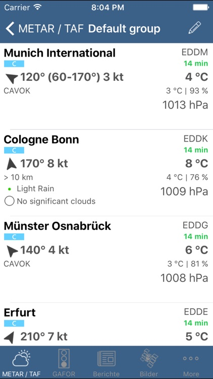 Aviation weather screenshot-0