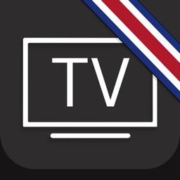 【ツ】Programación TV • Guía Televisión Costa Rica CR