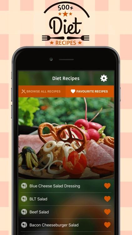 500+ Diet Recipes