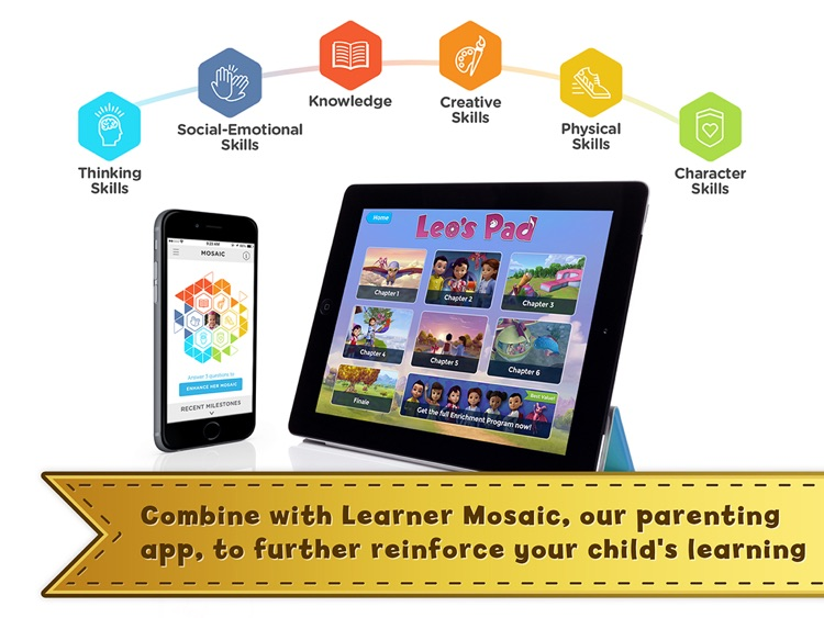 Leo's Pad Enrichment Program for Preschoolers screenshot-0