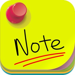 Sticky Notes - Note, Photo Notepad, Memo Notebook