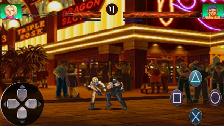 Fighter Duel screenshot-3