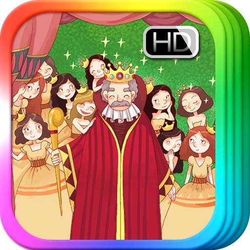 Twelve Dancing Princesses Fairy Tale iBigToy