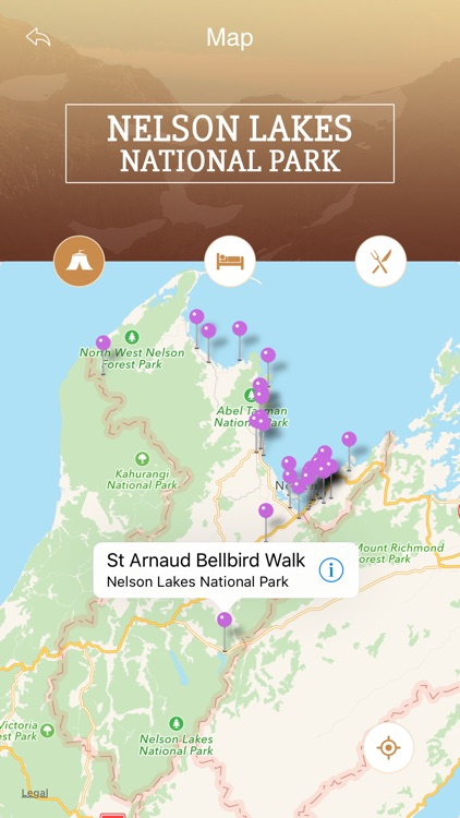 Nelson Lakes National Park Tourism Guide screenshot-3