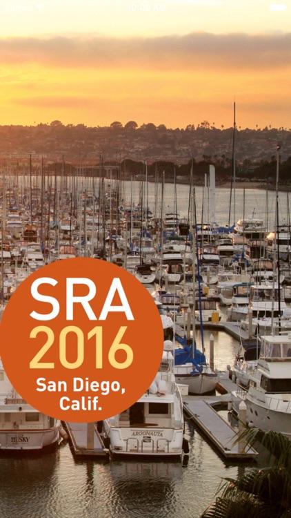 SRA Annual Meeting 2016