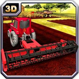 Crop Harvester Simulator & Farming Truck Sim