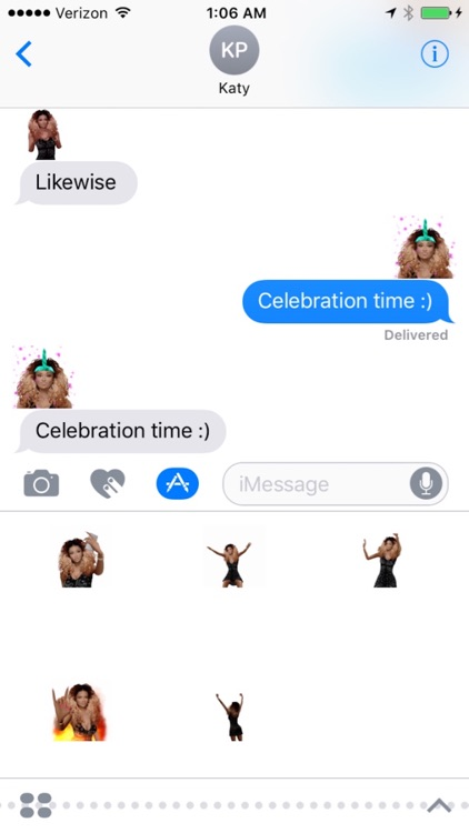 Animated Black Girl Emojis