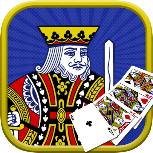 FreeCell Classic Solitaire Full Game and Deck