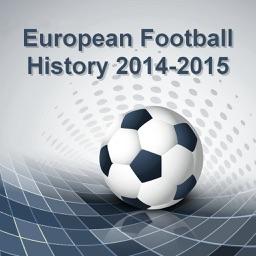 European Football History 2014-2015