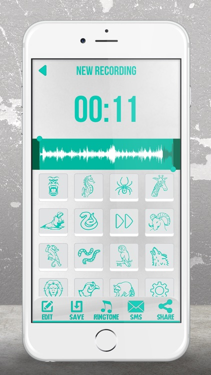 Animal Sounds Voice Changer screenshot-4