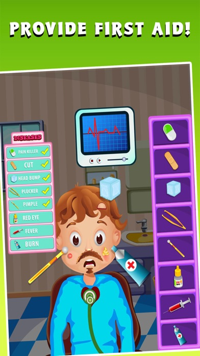 Emergency Doctor ER Surgery Simulator: Clinic Game - AppRecs