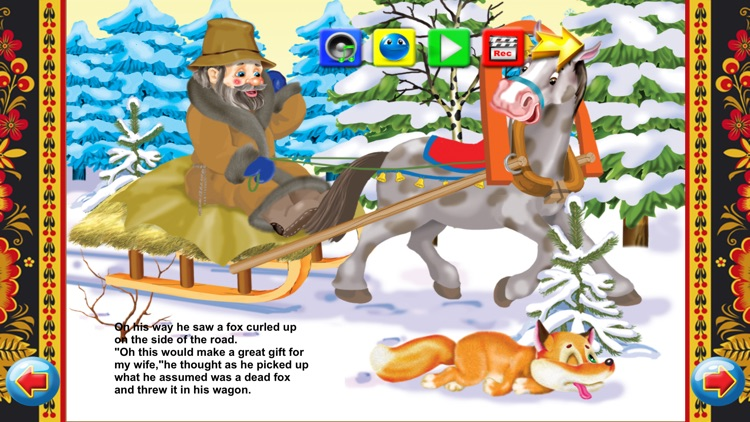 Foxy and Wolf screenshot-3