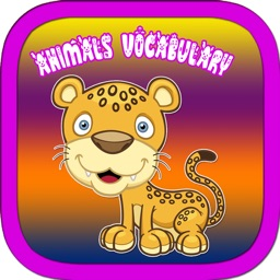 Educational learning english vocabulary (animals) free games for kids