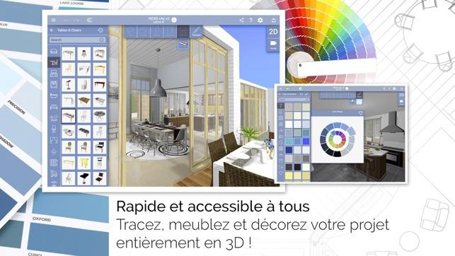 home design 3d - free dans l'app store - Telecharger Logiciel Decoration Interieur Gratuit