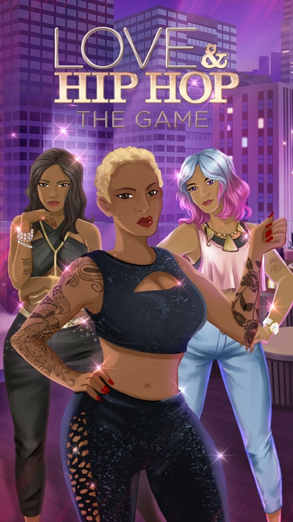 Love and Hip Hop The Game screenshot-0
