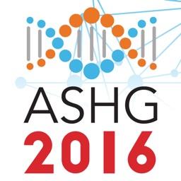 ASHG 2016 Mobile App
