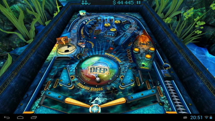 Pinball HD: Classic Arcade, Zen + Space Games screenshot-3