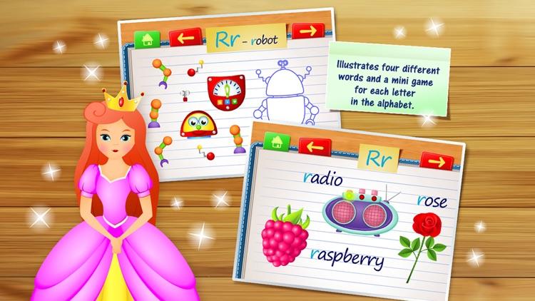 123 Kids Fun ALPHABET Best Learn Alphabet Games screenshot-3