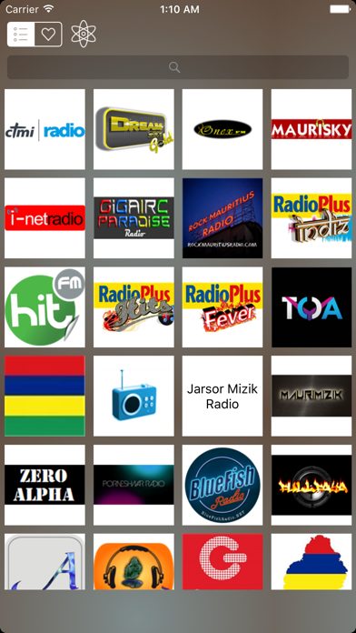 Radio  Mauritius screenshot two