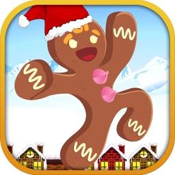 Gingerbread Man's Cookie Run