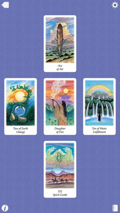 Vision Quest Tarot screenshot-4