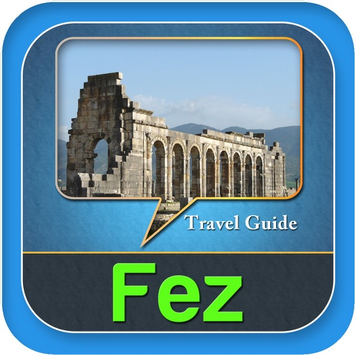 Fez Offline City Explorer icon