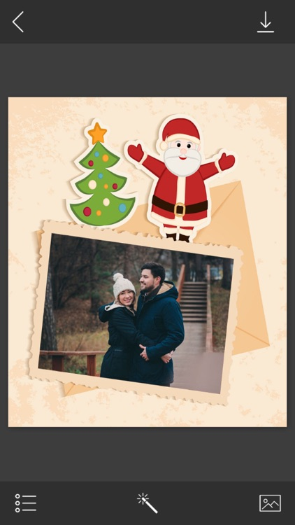 Christmas Photo Frame - Instant Photo Maker screenshot-3