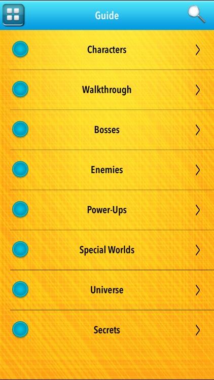 Walkthrough Guide For New Super Mario Bros. 2