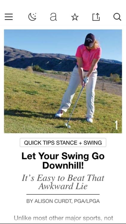 Golf Tips Magazine