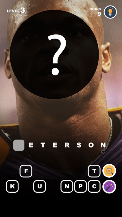 Guess Football Players – photo trivia for nfl fans