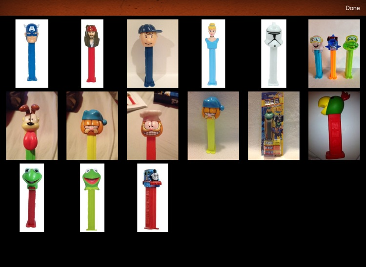 Pez Collectors for iPad