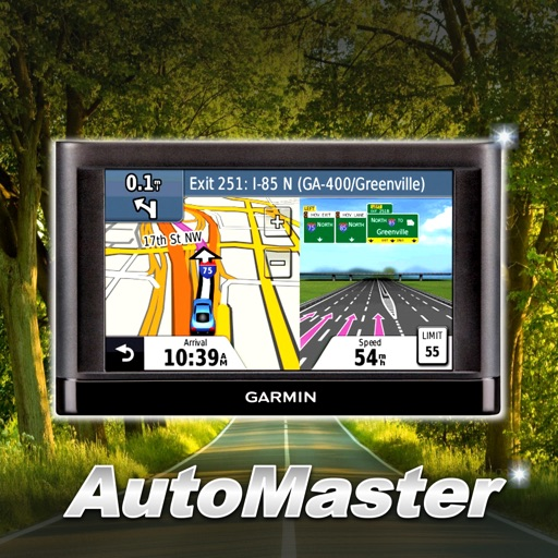 Automaster for Garmin Nuvi Series