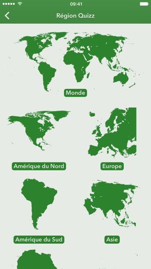 Carte Amerique Du Sud Quiz.Geochallenge Quizz De Drapeaux Cartes Regions Dans L App Store