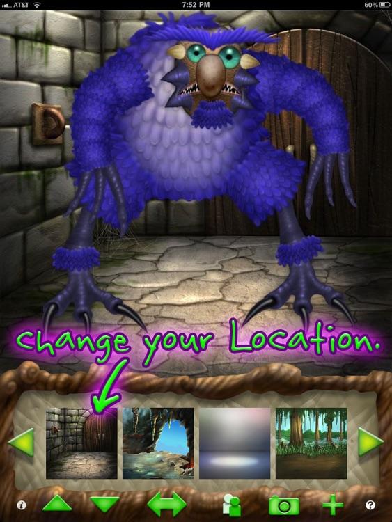 MonsterLab HD screenshot-4