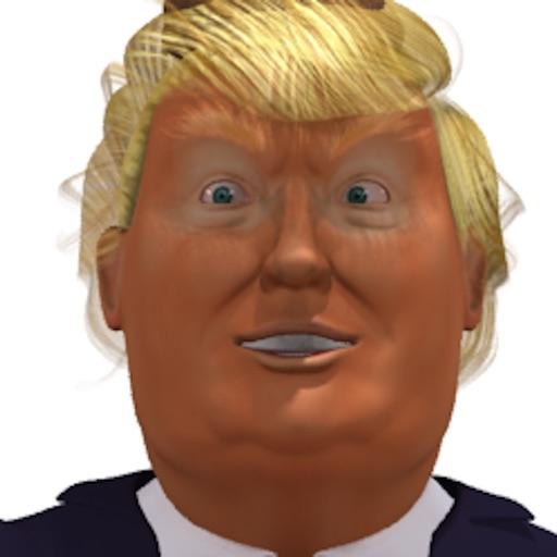 Tronald Dump - Build a Wall to Save America!