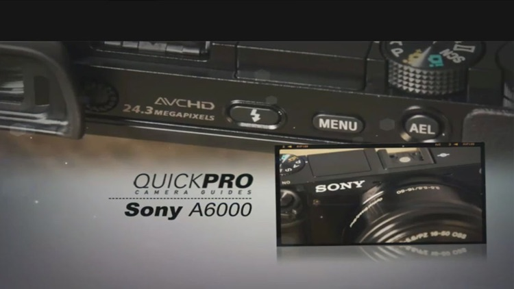Sony a6000 from QuickPro HD