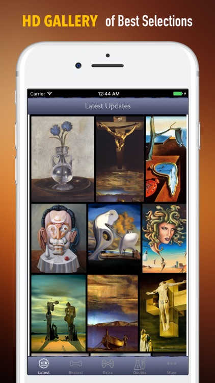 Wallpapers for Salvador Dali Painting:Art Pictures