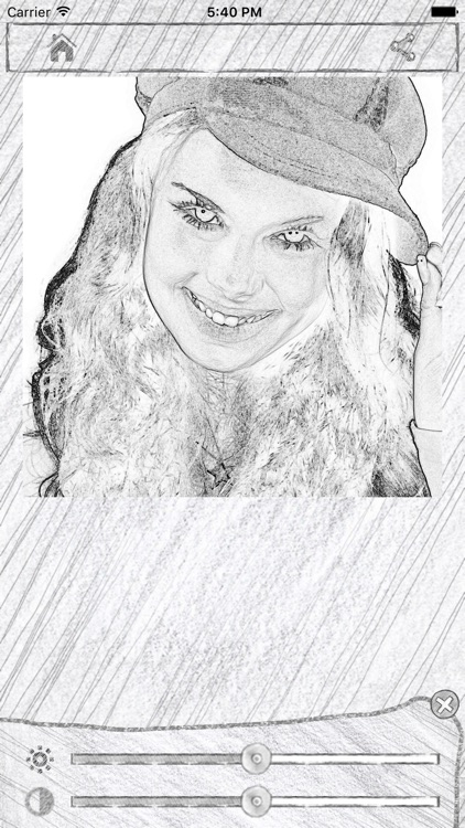 Photo Sketch Plus - Pencil Drawing Sketches screenshot-3