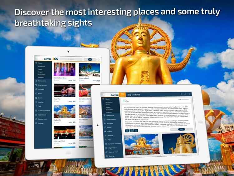 Ko Samui Travel Guide & offline island map