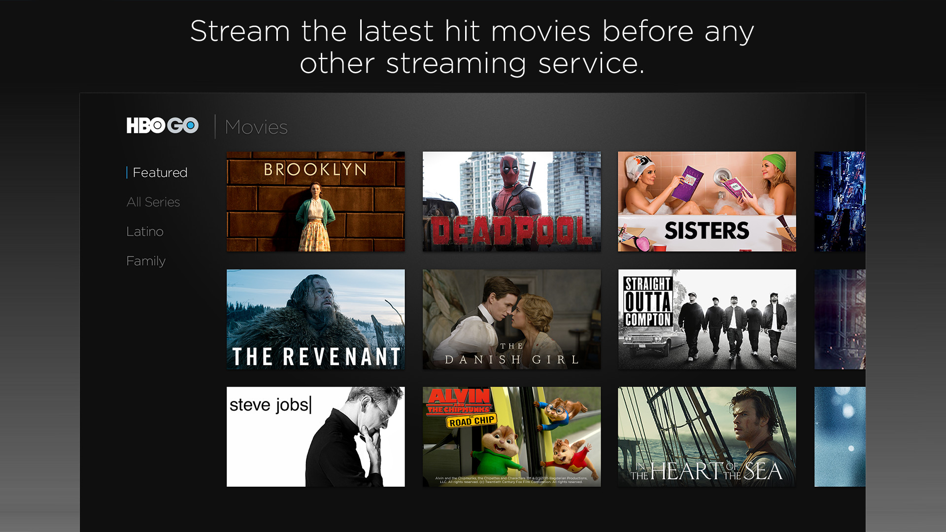 HBO GO: Stream with TV Package screenshot 14
