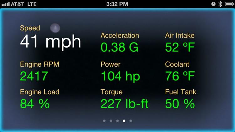 Engine Link -OBD II vehicle monitoring & diagnosis screenshot-3