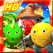 Bun War HD: Strategic Battle and Strategy of Fight