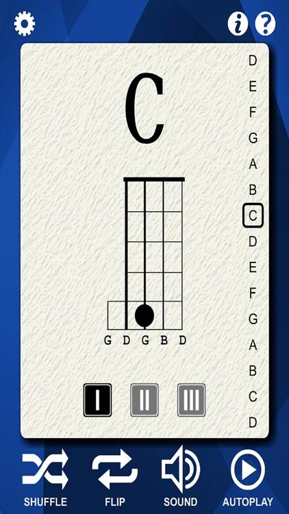 Banjo Flash Cards