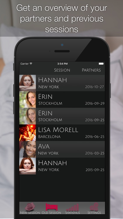 SLog - Sex Activity Tracker screenshot-3