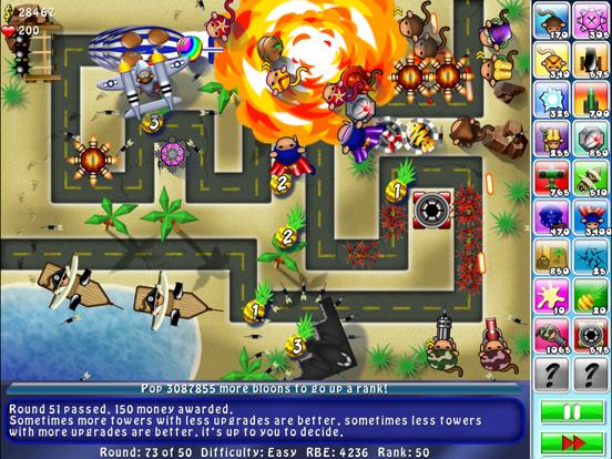 Bloons TD 4 HD by Ninja Kiwi (iOS, United Kingdom) - SearchMan App
